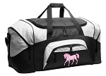 BEST Horse Duffel Bags or Horse Theme Gym bags