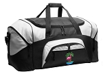 BEST Pink Flamingo Duffel Bags or Flamingos Gym bags