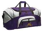 LARGE Peace Frogs Duffle Bags & Gym Bags
