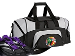 Small Soccer Gym Bag or Small World Cup Fan Duffel