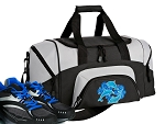 Small Dolphin Gym Bag or Small Dolphins Duffel