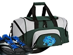 DOLPHIN Small Duffle Bag Green