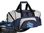 Turtle Small Duffle Bag Navy