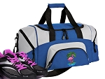 Flamingo Small Duffle Bag Royal