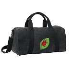 Ladybug Duffel RICH COTTON Washed Finish Black