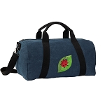 Ladybug Duffel RICH COTTON Washed Finish Blue
