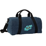 Christian Duffel RICH COTTON Washed Finish Blue