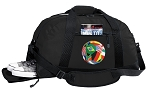 Soccer Duffel Bag with Shoe Pocket