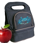 BLUE CRAB Lunch Bag 2 Section