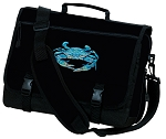 BLUE CRAB Messenger Bags