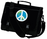 Peace Sign Messenger Bags