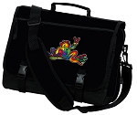 Peace Frogs Messenger Bags
