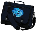 DOLPHINS Messenger Bag Navy