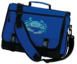 BLUE CRAB Messenger Bag Royal