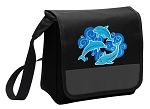DOLPHIN Lunch Bag Cooler Black