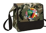 Soccer Lunch Bag Cooler Camo