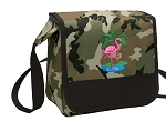 Flamingo Lunch Bag Cooler Camo