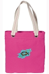 Christian Tote Bag RICH COTTON CANVAS Pink