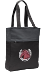 Horse Tote Bag Everyday Carryall Black
