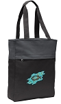 Christian Tote Bag Everyday Carryall Black