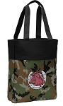 Horse Tote Bag Everyday Carryall Camo