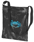 BLUE CRAB CrossBody Bag COOL Hippy Bag