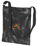 Peace Frogs CrossBody Bag COOL Hippy Bag