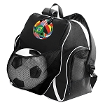 World Flag Soccer Ball Backpack
