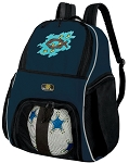Christian SOCCER Backpack or VOLLEYBALL Bag