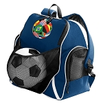 World Soccer Ball Backpack