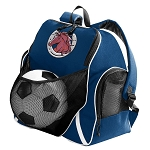 Horse Lover Soccer Backpack