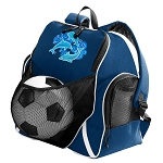 DOLPHIN Soccer Ball Backpack