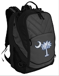South Carolina Deluxe Laptop Backpack Black