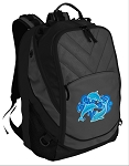 DOLPHIN Deluxe Laptop Backpack Black