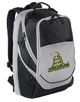 Don't Tread on Me Laptop Backpack