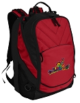 Peace Frogs Laptop Computer Backpack
