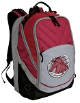 Horse Deluxe Laptop Backpack Red