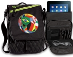 Soccer Tablet Bags & Cases Green