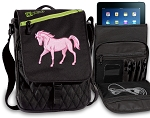 Cute Horse Tablet Bags & Cases Green