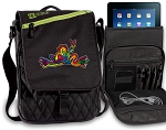 Peace Frogs Tablet Bags & Cases Green