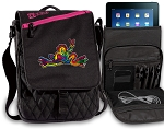 Peace Frogs Tablet Bags & Cases Pink