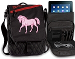 Cute Horse Tablet Bags & Cases Red