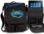 BLUE CRAB Tablet Bags & Cases Blue