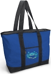 BLUE CRAB Blue Tote Bag