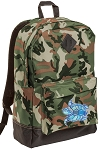 Turtle Camo Backpack