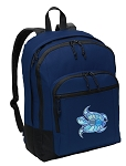 Turtle Backpack Navy