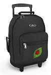 Ladybug Rolling Backpacks Black