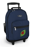 Ladybug Rolling Navy Backpacks
