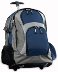 Rolling Backpack Navy