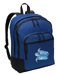 Turtle Backpack Blue
